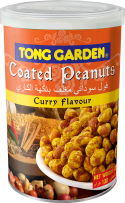 1.Coated Peanuts Curry Can