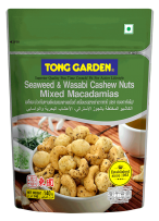 11.S&W Cashew Nuts With Macadamia