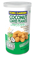 27.Coconut Coated Peanuts Can