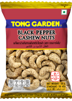 32.BlackPepper Cashew Nuts