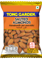 34.Salted Almonds