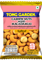 35.Salted Cashew Nuts With Macadamia