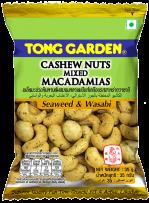 37.S&W Cashew Nuts With Macadamia