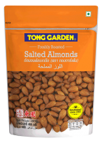 38.Salted Almonds