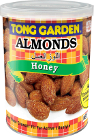 4.Honey Almonds Can