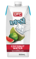 6.Tong Garden UFC Refresh Coconutwater with Watermelon