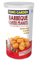 60.Barbeque Coated Peanuts Can