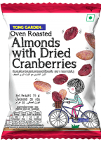 63.Almonds With Cranberries