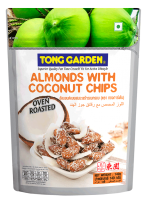 64.Oven Almonds Coated Coconut