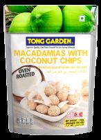 65.Oven Macadamia Coated Coconut