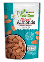 66.Baked Almonds