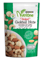67.Baked Cocktail Nuts