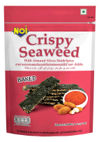 8850291105548-NOI Crispy Seaweed With Almond Slices Hot&Spicy